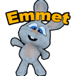 Emmet The Rabbit DEMO free