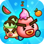 Fruit & Ice Cream – Ice cream war Maze Game