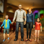 Family Dad Life – Dream Happy Family Games
