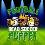 Head Soccer Football Puppet