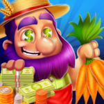Idle Clicker: Farming in Rainbow Village