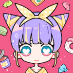 Cute Girl Avatar Maker – Cute Avatar Creator Game