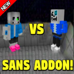 Addon Sans for Minecraft PE