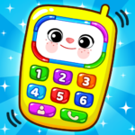 Baby Phone for toddlers – Numbers, Animals & Music