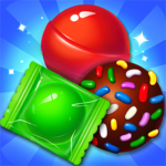 Candy Lucky: Match 3 Puzzle Game 2020