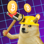Doge Crypto Miner : The Game