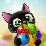 Fruity Cat –  bubble shooter!