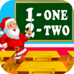 Learn Number Spelling In Christmas