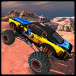 Monster Truck Xtreme Derby Offroad Stunt Racing 3D