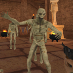 Mummy Shooter: treasure hunt in Egypt tomb game
