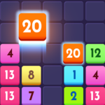Number Blocks – Merge Puzzle