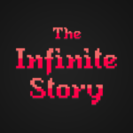 The Infinite Story – AI-powered text adventures