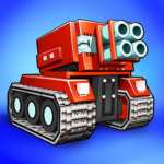 Blocky Cars – online games, tank wars
