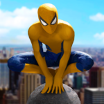 Spider Hero – Super Crime City Battle