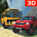 Offroad Simulator Online: 8×8 & 4×4 off road rally